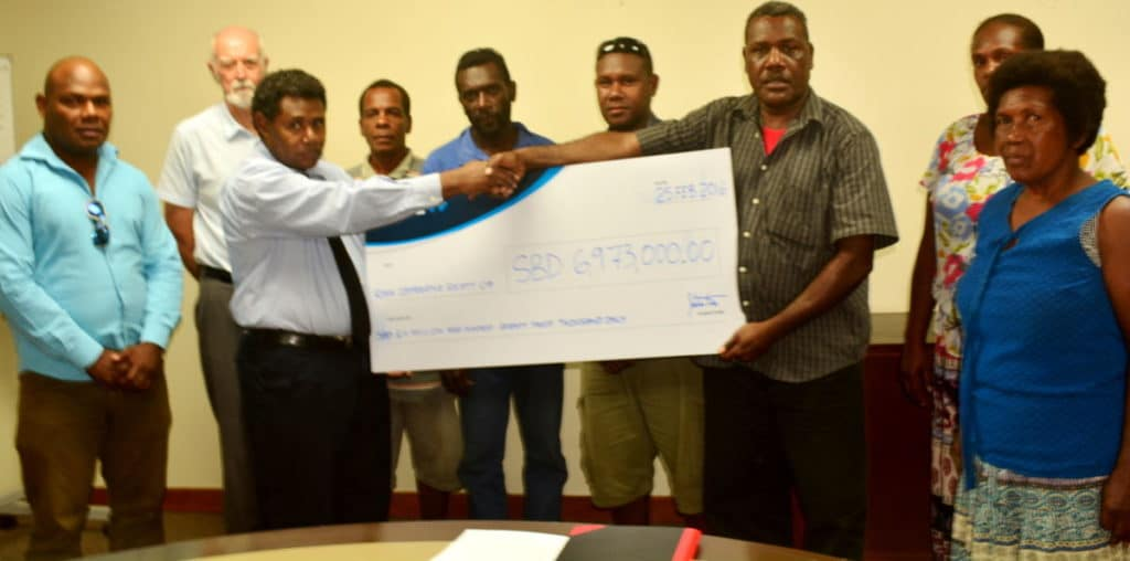Government Hands Over $6.9 Million to Roha Tribe for Tina Hydro