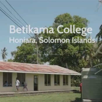 Second Release in the Tina Hydro Video Series: Powerless – the Betikama College Story