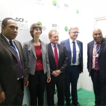 GREEN Climate Fund (GCF) will soon release USD$86 million for the Tina Hydro Project
