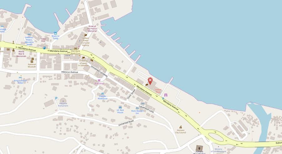 TRHDP Office Location