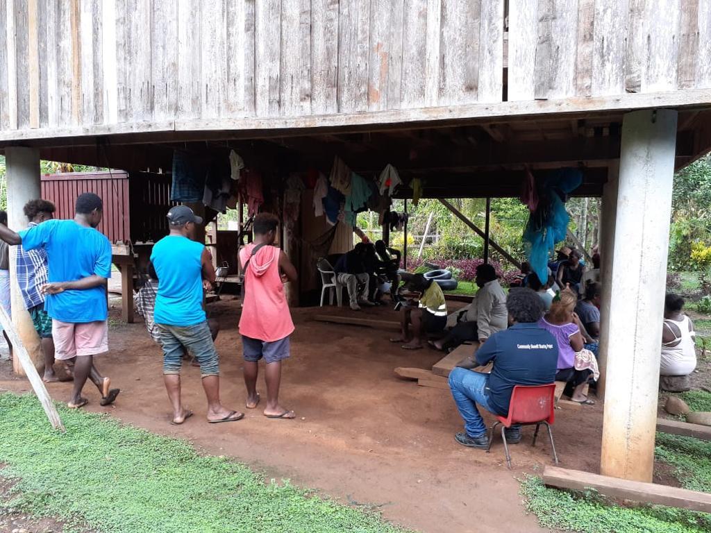 tina river community consultation